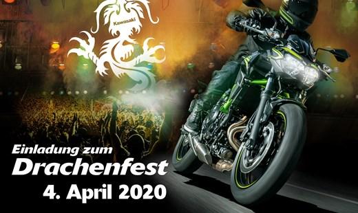 Drachenfest 04. April 2020
