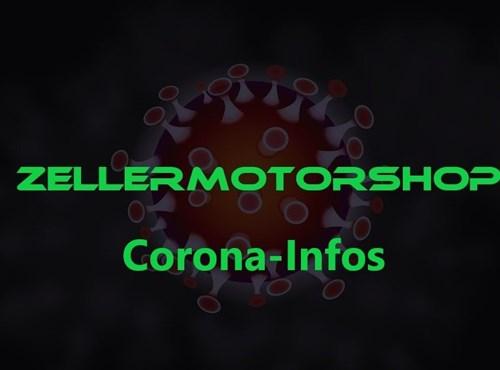 NEWS Einschränkungen durch Corona-Virus