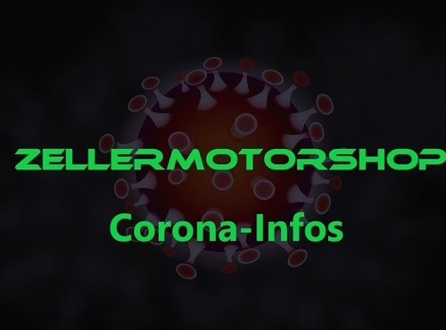 Einschränkungen durch Corona-Virus werden gelockert!