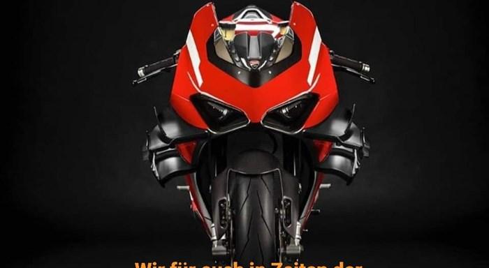 Smart Ducati (in Zeiten von Corona)