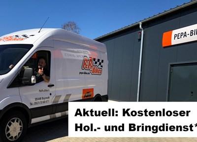 NEWS KOSTENLOSER HOL.- / BRINGSERVICE