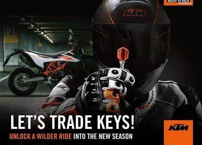 NEWS Let`s Trade Keys Aktion
