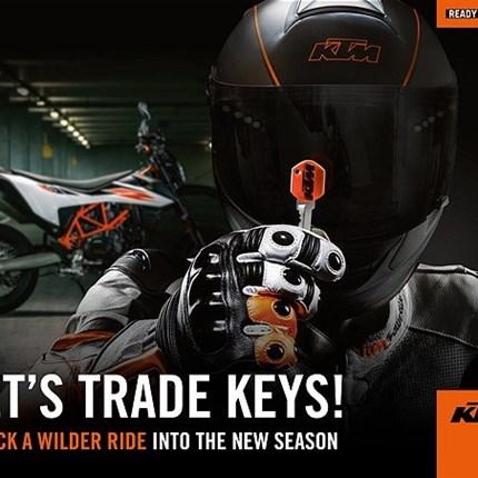 Let`s Trade Keys Aktion LET´S TRADE KEYS DAS FRÜHJAHR BRINGT FRISCHEN WIND IN DIE GARAGE. SICHERE DIR BIS ZU 1.500 EURO EINTAUSCHPRÄMIE BEIM KAUF EINES A... Weiter >>