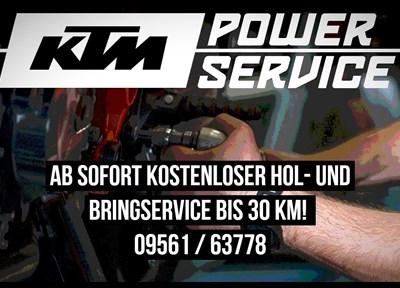 NEWS Kostenloser Hol- und Bringservice !