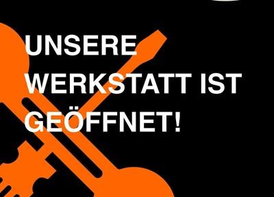 NEWS Werkstatt OFFEN