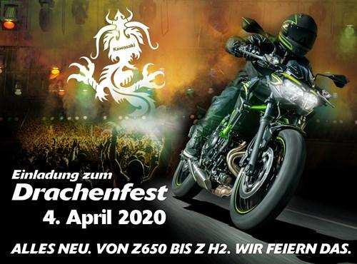 NEWS Unser Drachenfest 2020