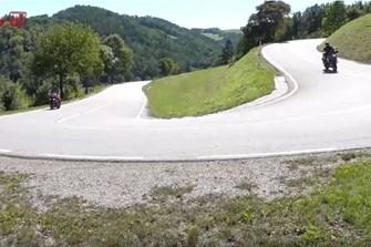Bild zum Bericht: Neues 1000PS.at Video: Spitzkehren in den Alpen!