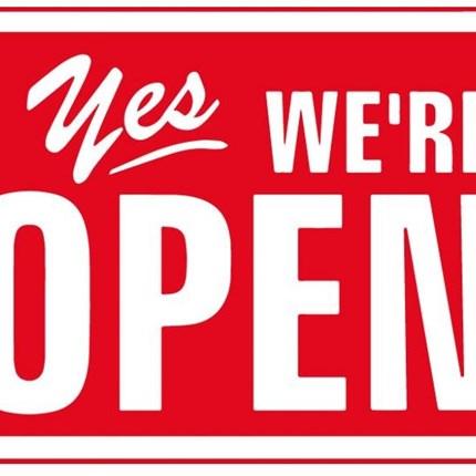 ab 14.04.2020 geöffnet  Liebe Kunden, liebe Geschäftspartner! Der Betrieb hat ab 14.04.2020 wieder für Sie geöffnet! Bis auf Weiteres haben wir für Sie... Weiter >>