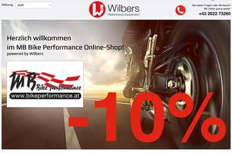 Bild zum Bericht: -10% Eröffnungs Aktion im neuen Wilbers Online-Shop!