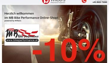 NEWS - -10% Eröffnungs Aktion im neuen Wilbers Online-Shop!