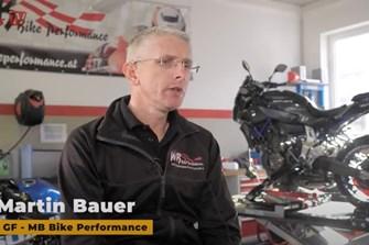 Bild zum Bericht: Neues 1000PS.at Video: Flott und sicher Motorrad fahren!