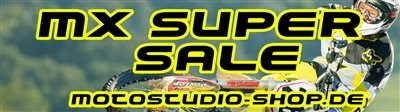 Mega Motocross Sale in unserem Onlineshop!