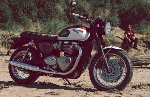Neuheit Triumph T120 BudEkins