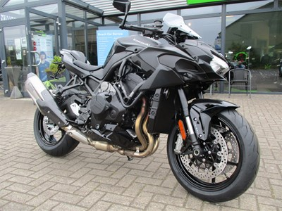 DIE NEUE KAWASAKI Z H2 - BLACK PERFORMANCE made by Team Wahlers