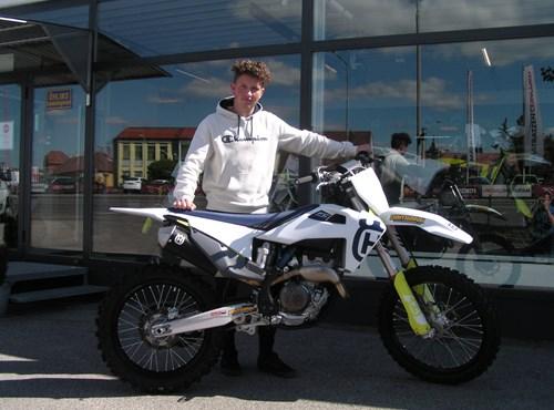 MX Bike für einen jungen Enduristen!