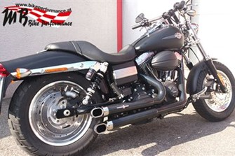 Bild zum Bericht: Ready to Cruise! Harley Davidson Fat Bob FXDF