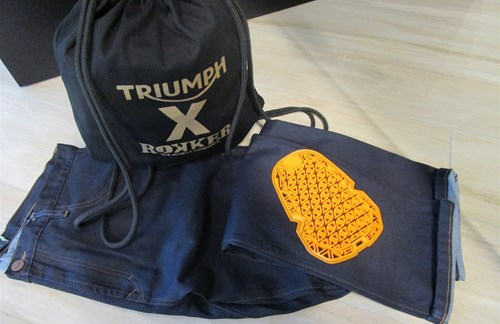 Triumph ROKKER Jeans!