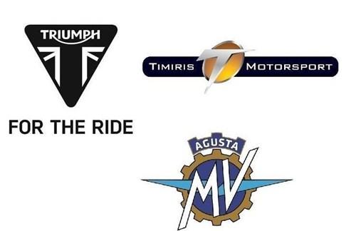 Wir sind Triumph Vertragshändler !