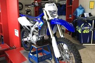 Yamaha WR250F 2020 wieder eingetroffen