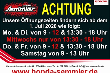/newsbeitrag-honda-semmler-oeffnungszeiten-aendern-sich-379373