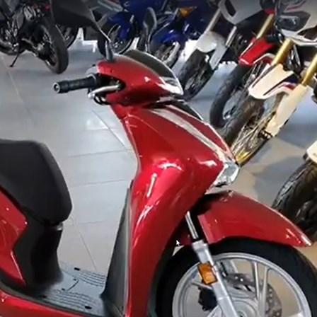 Honda Semmler - SH125i wieder verfügbar !!