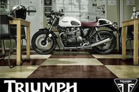 TRIUMPH Thruxton Ace – Special Edition anzeigen