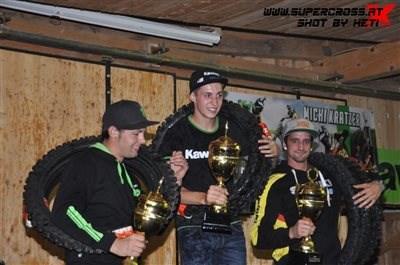 Sieg für das Team Damianik beim 4 Std. Cross in der Wagenranch!
