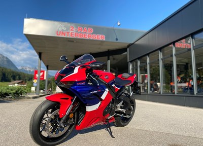 NEWS Honda CBR 1000RR-R 2020