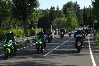 Aktuelle Touren: Weserbergland - Trentino - Harz