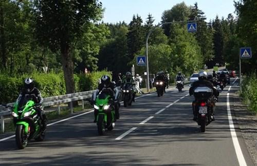 Aktuelle Touren: Harz - Weserbergland - Trentino