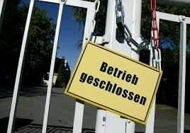 Sonnabend den 1 August geschlossen