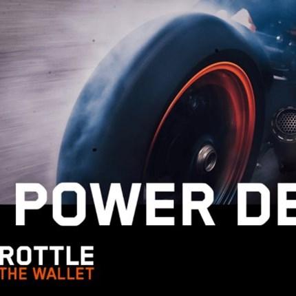 KTM Power Deals  SPARE JETZT RICHTIG MIT DEN KTM POWER DEALS  Hard on the throttle - Easy on the wallet! Das bedeutet jetzt richtig Gas geben u... Weiter >>