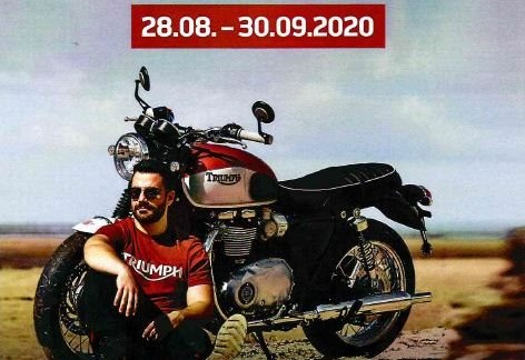 TRIUMPH Summer Sale!