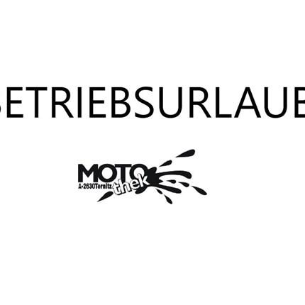 Urlaub  Wir haben von Montag, den 7.9.2020 bis Samstag, den 19.9.20 geschlossen! Euer MOTOTHEK Team!
