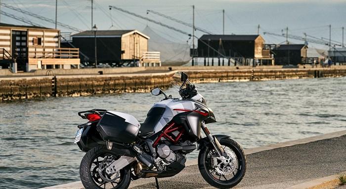 "Neue Lackierung für die Ducati Multistrada 950 S: ""Every road a new world"""