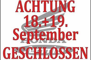 /newsbeitrag-honda-semmler-18-19-september-geschlossen-389625