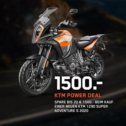 KTM POWER DEAL 1290 Adventure S bis zum 30.09.2020 !!  KTM POWER DEAL 1290 Adventure S bis zum 30.09.2020 !!