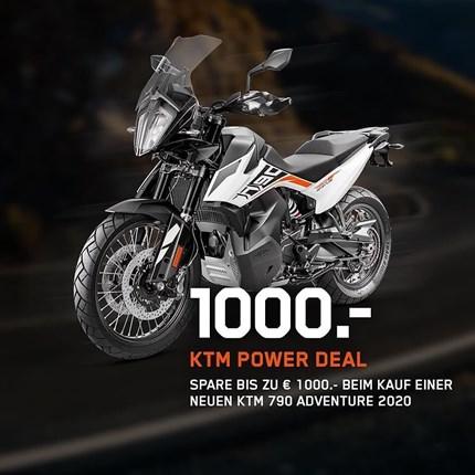 KTM POWER DEAL 790 Adventure bis zum 30.09.2020 !!  KTM POWER DEAL 790 Adventure bis zum 30.09.2020 !!