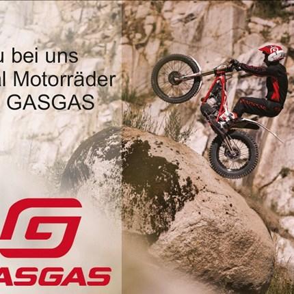 GASGAS Trial Vertretung  Wir haben die Markenvertretung für GASGAS Trial Motorräder übernommen.