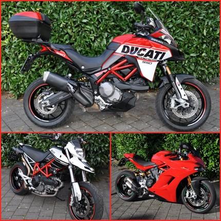 Für Ducati Fans haben wir ein paar Sahnestücke zur Verfügung !!  Für Ducati Fans haben wir ein paar Sahnestücke zur Verfügung !!   % % HERBSTPREISE % % Ducati Multistrada 950 im TOP Zustand... Weiter >>
