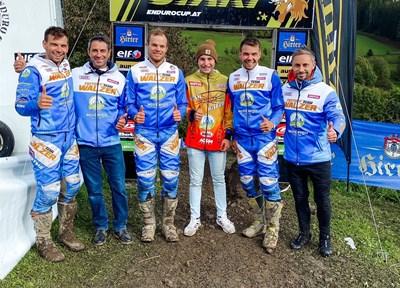 NEWS Siegreiches Wochenende für die Walzer Factory und Team KTM Walzer Piloten!
