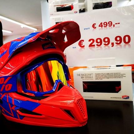 LEATT Crosshelm statt 499,- € für nur 299, 90 € - Größe M - Nur 1 Stück verfügbar !!  LEATT Crosshelm statt 499,- € für nur 299, 90 € - Größe M Nur 1 Stück verfügbar !!   Und auf die100 % Brille gibt es zusät... Weiter >>