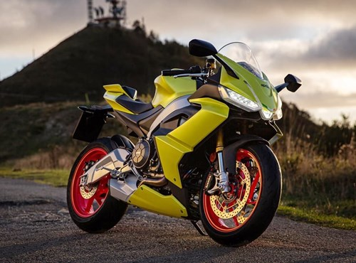 NEWS Aprilia RS660 Comming Soon
