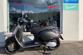Vespa GTS 300 Supertech Euro 5!