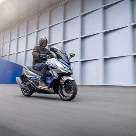 Honda Semmler - 2021 neuer Forza 125