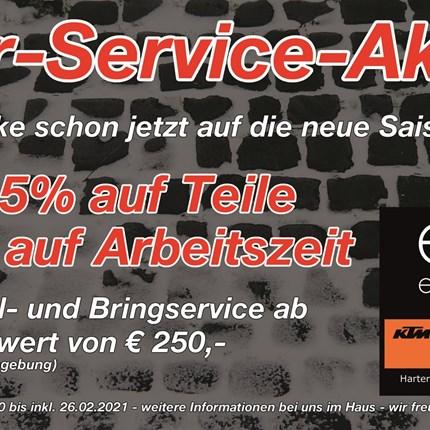 EMG News Winter Service Aktion