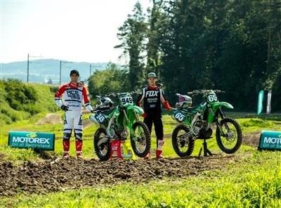 Schweizer Motocrossmeisterschaft - Neustart