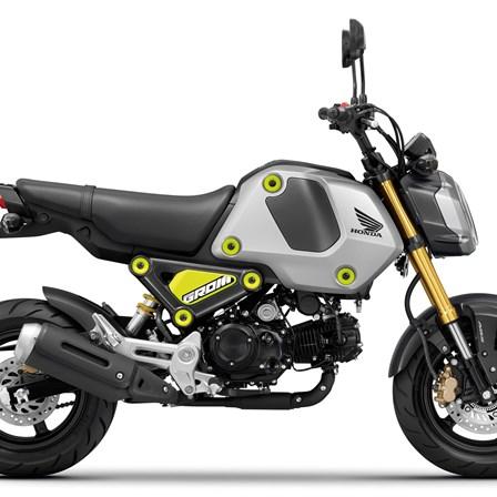 Neue Honda MSX125 Grom 2021