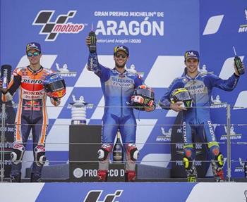 Die Fahrer des Suzuki ECSTAR Teams gingen nach zwei Tagen vielversprechenden Tempos auf ihren GSX-RR voll Zuversicht ins 23-Runden...