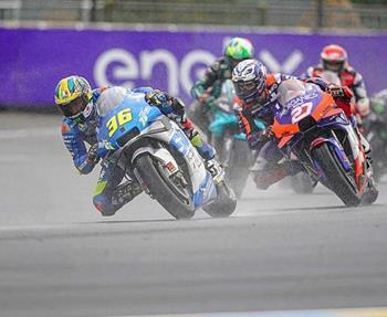 Das Suzuki ECSTAR Team ging am 11. Okotber 2020 in den französischen Grand Prix nach einigen harten Tagen auf der Rennstrecke von ...